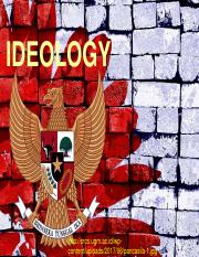 2017 INS # 1 - Ideology is and role.pdf