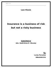 23865507-Lucky-08bs0001551-Insurance-Law-Thesis.pdf