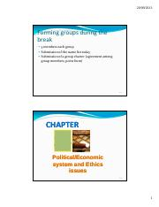 week 3 poli economic ethical issues in IB