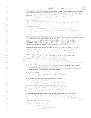 Calculus Quiz on Chapter 4