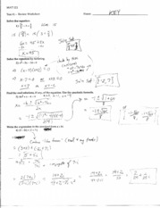 MAT121A_Summer_2012_Test-1_REVIEW-KEY