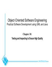 Chapter_10_Presentation_(PDF)_of_Practical_software_development_using_UML_,_Software_Engineering