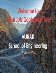 Trip to Jabal Jais 12-2-2016 50 slides.pptx