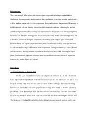 Thesis 15 minutes