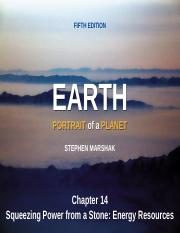 EARTH5_Ch14_Lecture_PPT