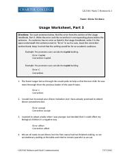 W5_Homework-Worksheet Part 3-GE2310-Written and Oral Communication Practices.doc