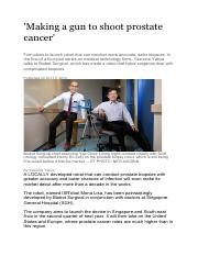 Making a gun to shoot prostate cancer.pdf