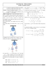 2013_1_2nd_GenPhy_Exam_Problem_Solution