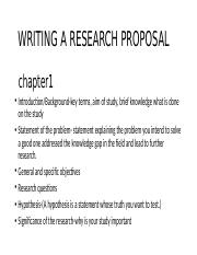 WRITING A RESEARCH PROPOSAL.pptx