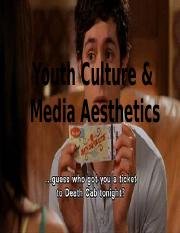 YouthCultureandMediaAesthetics