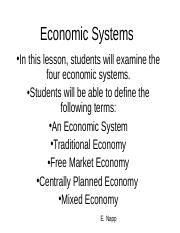14 pages economic_systems_the_fourth_lesson
