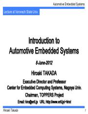 Automotive-embedded-systems