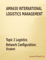 Lec Topic 2 Student AMN430 Log Networks.pptx