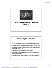 Ch15_ppt_-_Psychological_Disorders