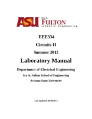 EEE 334 Lab Manual_Summer_2013