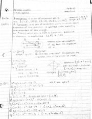 Precalc notes & problems - Feb 4, 2014, 9-13 PM