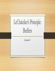 LeChâtelier's Principle Buffers Lecture Notes.pdf