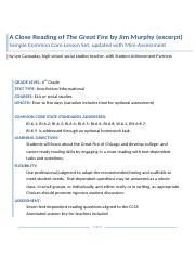 The Great Fire - Lesson.docx