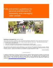 falls-prevention-guidelines-for-general-practitioners-for3408