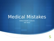 Medical Mistakes (ANT3478_10_15_2014)