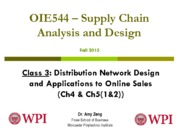 OIE544-F15-3-DistriNetwork-forStudents