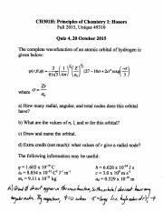 CH301H_Fall_2015_Quiz4_key