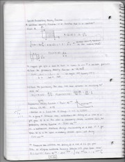 Probability Density Functions Notes Page 2