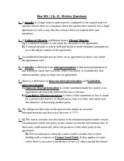 Bus 301 ch 11 Review Questions.docx