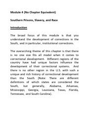 Module 4 No Chapter The Development of Prisons in the South.pdf