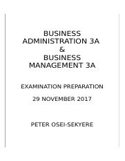 Management College of Southern Africa (MANCOSA (Pty) Ltd