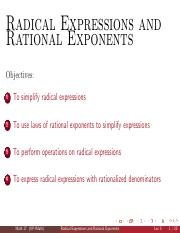 M5 Radical Expressions and Rational Exponents.pdf