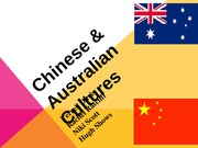 Chinese & Australian Cultures