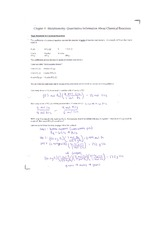 Gen Chem Notes Stoichiometry Part 1 (Mass Relations in Chemical Reactions, Limiting Reactant Calcula