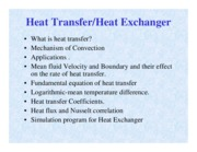 Heat Exchanger lecture-LMTD-Part A