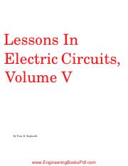 Lessons In Electric Circuits Volume V Reference By Tony R Kuphaldt.pdf