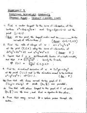 worksheet-9
