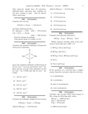 H13- Thermo 2-problems