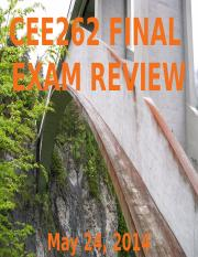 CEE 262 2018 Final Exam Review MAIN_.pptx