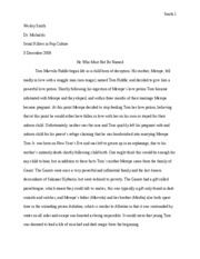 Voldemort Research Paper