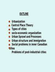 Week 3 Urbanization and Cities.ppt