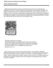 Tastes of paradise essay conceptual background research proposal