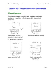 Lecture 12 Two Phase Properties