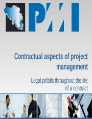 Contractual Aspects.pps
