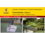 Lecture_CVEN2501_S1_2015_PhysicalModels_lecture6