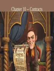 Chapter 10 Contracts.v3 (1).ppt