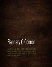 Flannery O'Connor(1).pptx