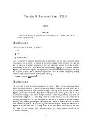Tutorial 9 Solutions to textbook questions.pdf