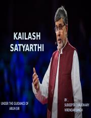 Copy of kAILASH SATYARTHI PPT.pptx