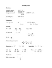 Fall 14 Formulas and Constants for Final Exam.docx