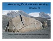401Lecture17_Weathering
